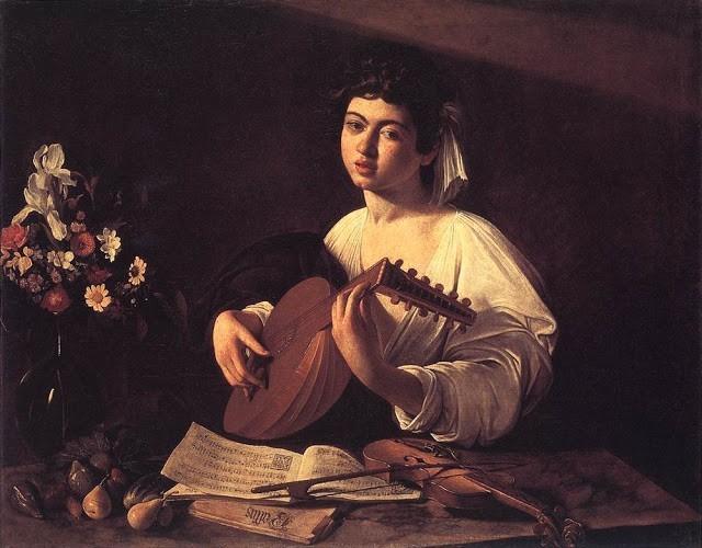 Tranh sơn dầu Caravaggio